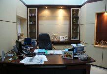 اتاق کار در خانه