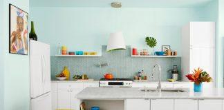 ۱۰ نکته درباره یک آشپزخانه کاربردی