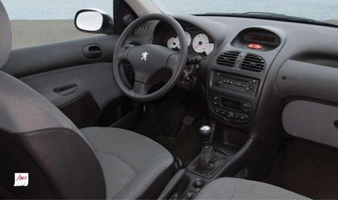 تجربه رانندگی با پژو ۲۰۶ صندوقدار