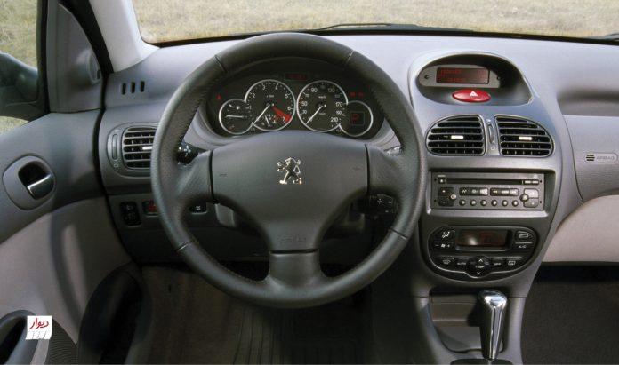 تجربه رانندگی با پژو ۲۰۶ هاچبک