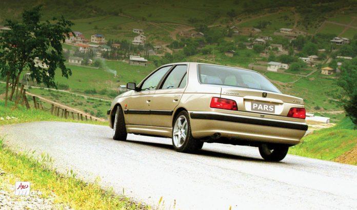 مقایسه پژو پارس با خودروهای دیگر