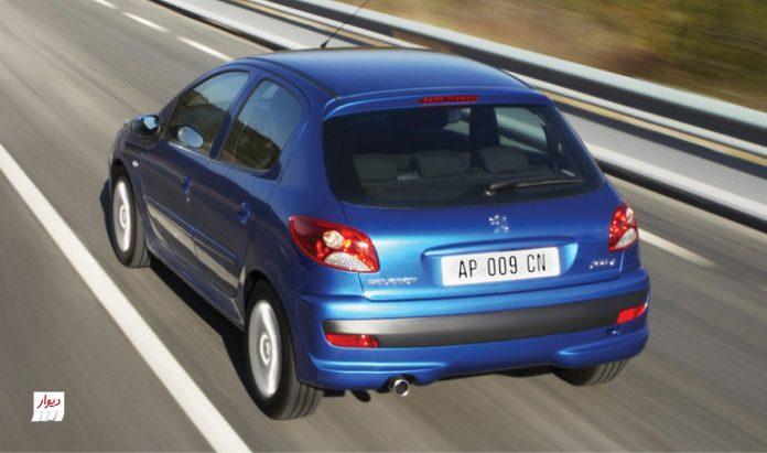 مقایسه پژو ۲۰۷آی با سایر خودروها