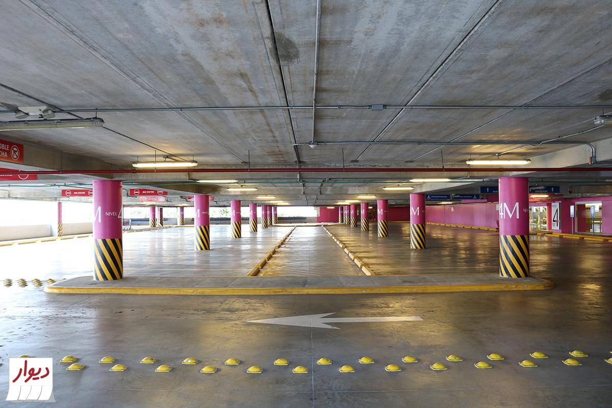 نظافت مشاعات و پارکینگ