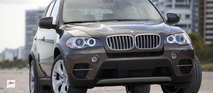 معرفی بامو ایکس فایو (BMW X5) و بررسی بازار ایران