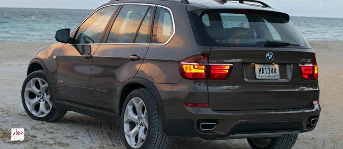 مقایسه بامو ایکس فایو (BMW X5) با خودروهای همرده