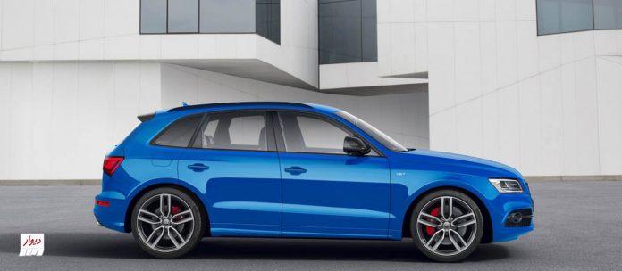 مقایسه آئودی کیو 5 (Audi Q5) با خودروهای همرده