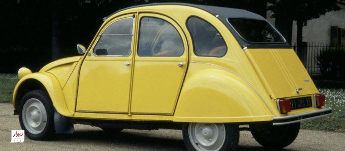 مقایسه سیتروئن ژیان (Citroën Dyane) با خودروهای همرده