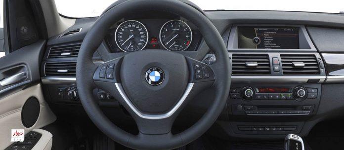 تجربه رانندگی با بامو ایکس 5(BMW X5)