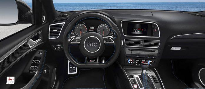 تجربه رانندگی با آئودی کیو 5 (Audi Q5)