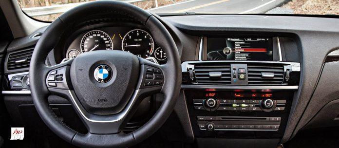 تجربه رانندگی با بامو ایکس 3(BMW X3) نسل دوم