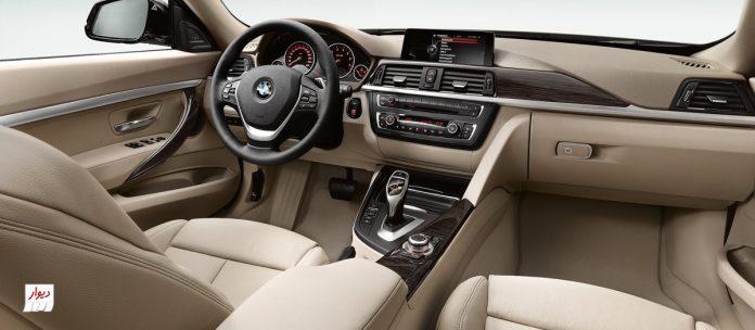 تجربه رانندگی با بامو سری 3 گرن توریسمو