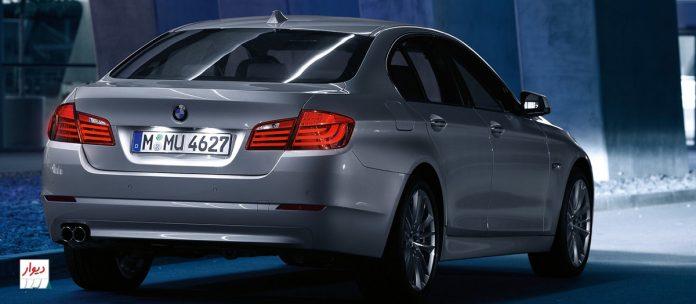 مقایسه بامو سری 5 سدان 520i با خودروهای همرده