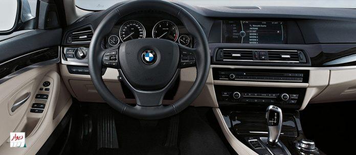 تجربه رانندگی با بامو سری 5 سدان 520i