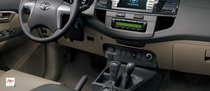 تجربه رانندگی با تویوتا فورچونر 2004 تا 2015