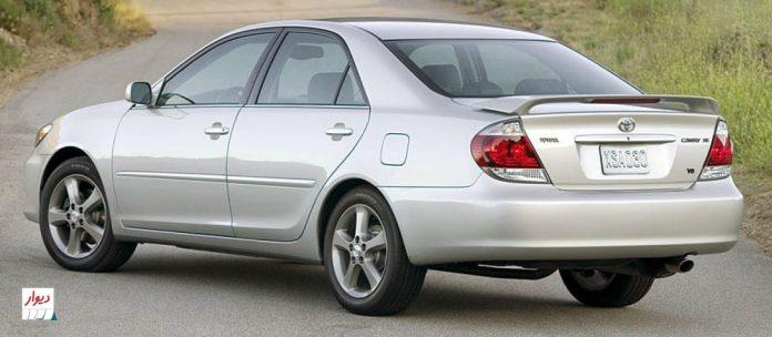 مقایسه تویوتا کمری گرند با خودروهای همرده