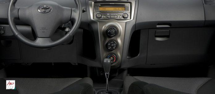 تجربه رانندگی با تویوتا یاریس 1300