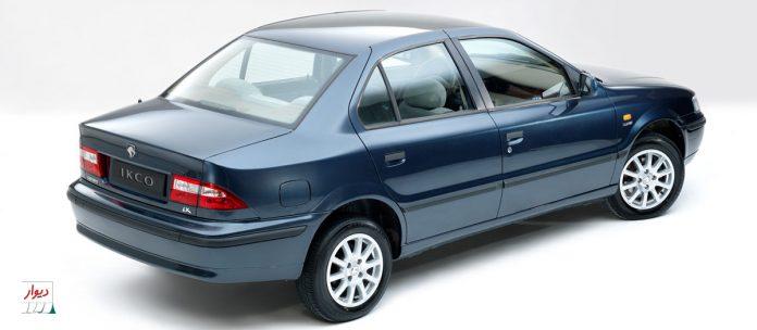 مقایسه سمند LX با خودروهای همرده