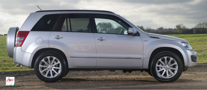 مقایسه سوزوکی گرند ویتارا 2400 سیسی با خودروهای همرده