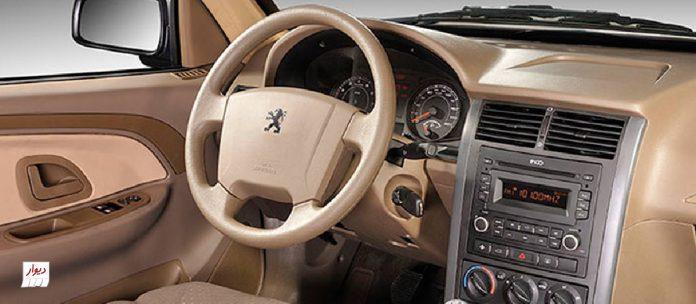 تجربه رانندگی با پژو 405