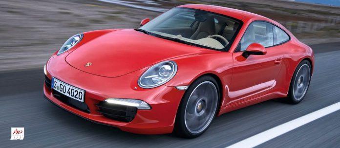 معرفی پورشه 911 کررا (Porsche 911 carrera) و بررسی بازار ایران