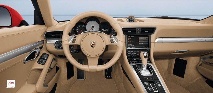 تجربه رانندگی با پورشه 911 کررا (Porsche 911 carrera)