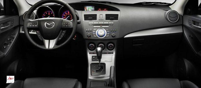 تجربه رانندگی با مزدا 3