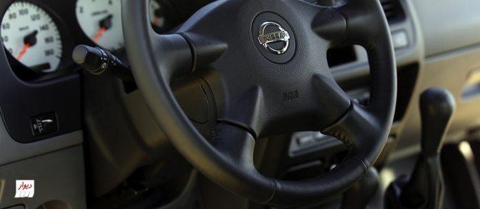 تجربه رانندگی با نیسان پیکاپ دوکابین