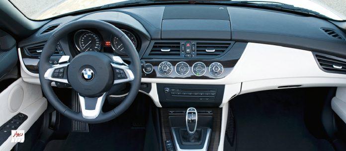 تجربه رانندگی با بامو زدفور