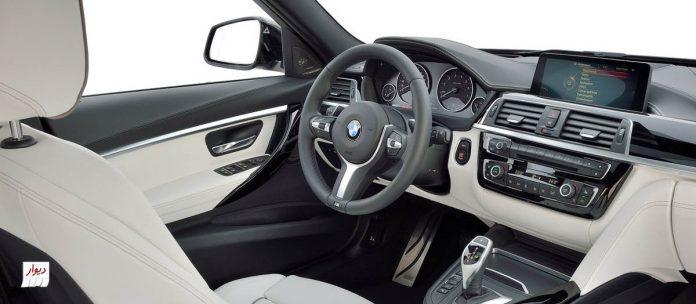 تجربه رانندگی با بامو سری 3 سدان مدل 320 آی
