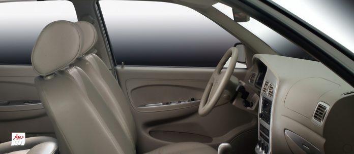 تجربه رانندگی با چری A15