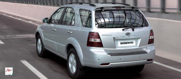 مقایسه کیا سورنتو 3300 سیسی با خودروهای همرده