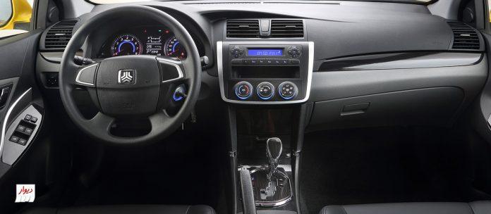 تجربه رانندگی با آریو 1600