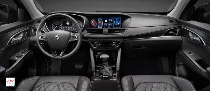 تجربه رانندگی با بورگوارد بیایکس7 (Borgward BX7)