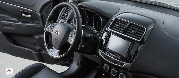 تجربه رانندگی با میتسوبیشی ASX