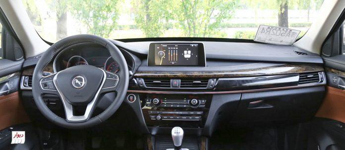 تجربه رانندگی با هنتنگ X7