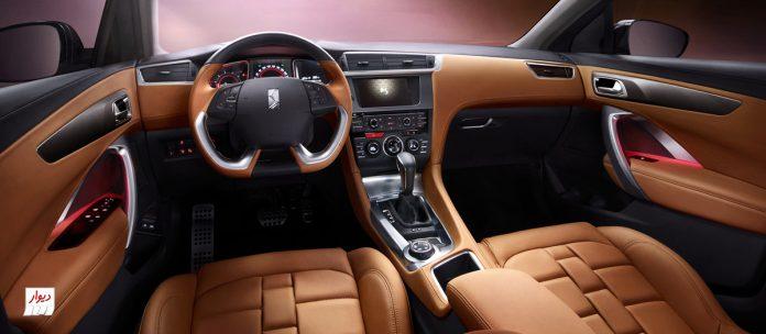 تجربه رانندگی با دیاس 6
