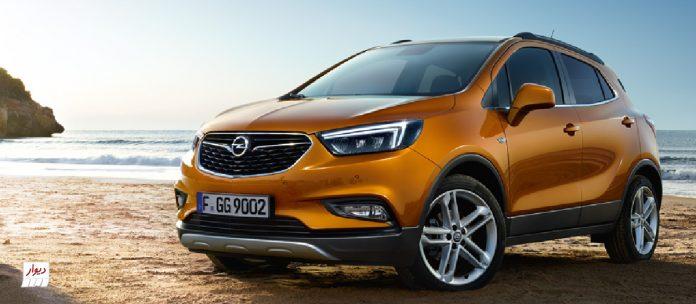 معرفی اوپل موکا (Opel Mokka) و بررسی بازار ایران