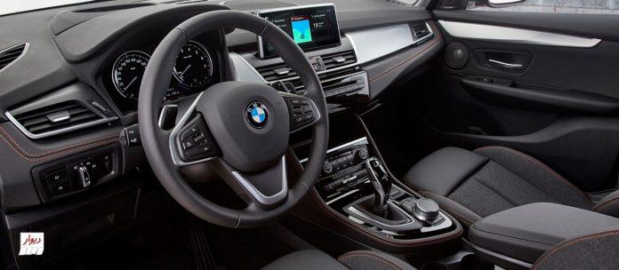 تجربه رانندگی با بامو سری 2 اکتیوتورر