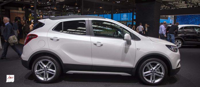 مقایسه اوپل موکا (Opel Mokka) با خودروهای همرده