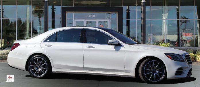 مقایسه مرسدسبنز کلاس S با خودروهای همرده