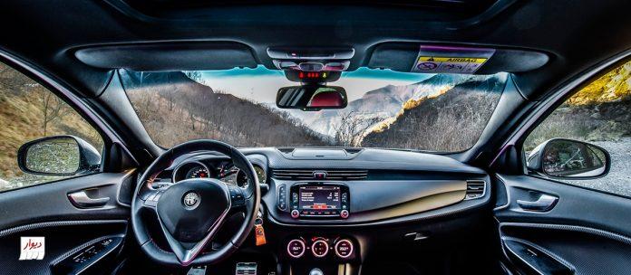 مقایسه آلفارومئو جولیتا با خودروهای همرده