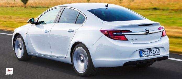 مقایسه اوپل اینسیگنیا با خودروهای همرده
