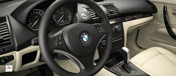 تجربه رانندگی با بامو سری 1 هاچبک