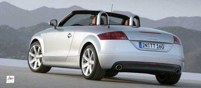 مقایسه آئودی تیتی کروکبا خودروهای همرده