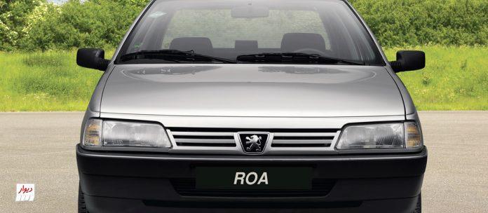 مقایسه پژو روآ با خودروهای همرده