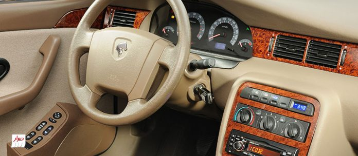تجربه رانندگی با سمند SE
