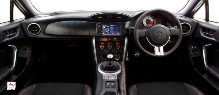 تجربه رانندگی با تویوتا GT86