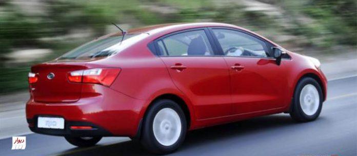 مقایسه کیا ریو سدان با خودروهای همرده