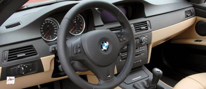 تجربه رانندگی با بامو سری 3 کوپه 320i