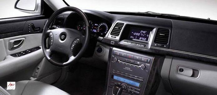 تجربه رانندگی با کیا اپیروس